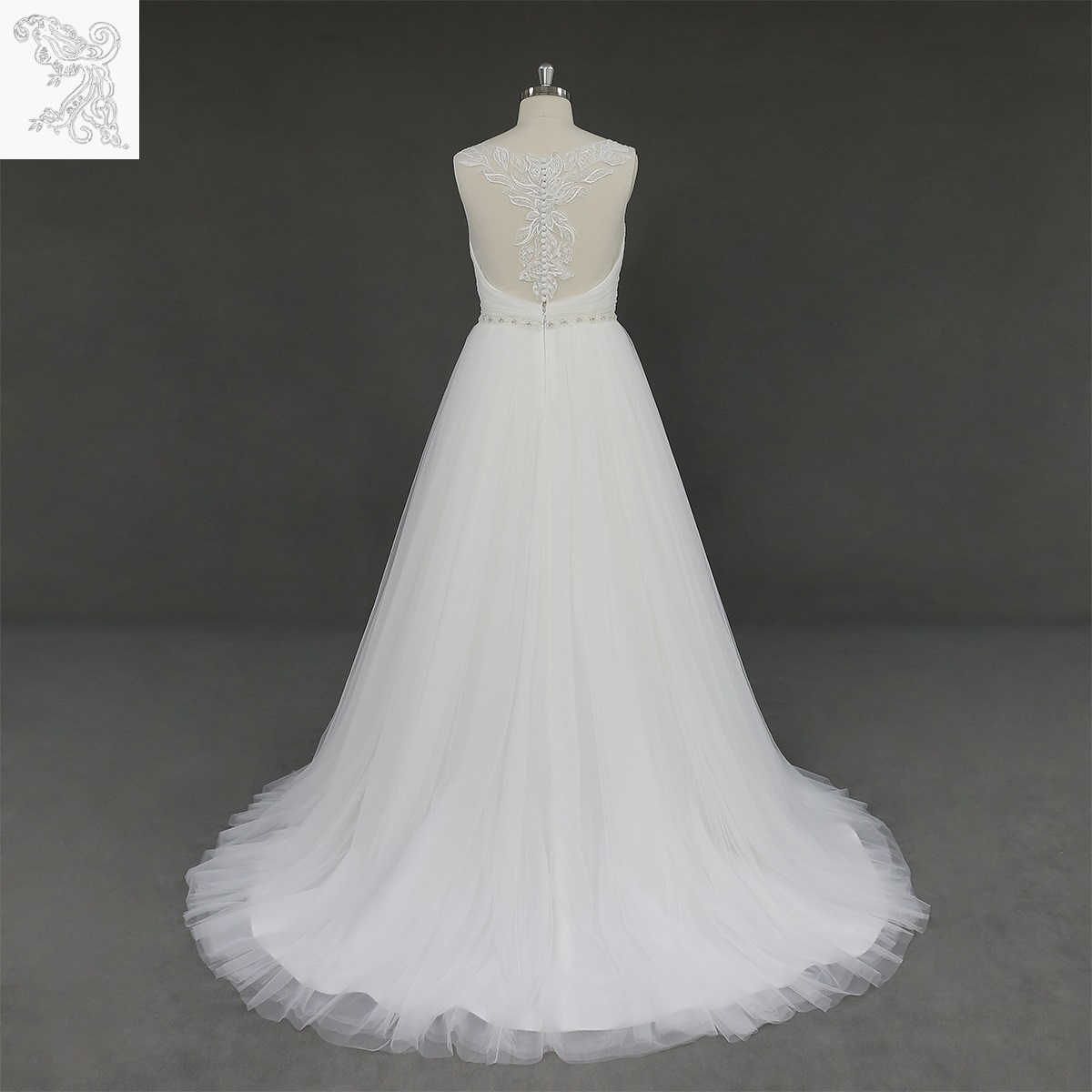2021 Lace Wedding Dress Philippe Apat